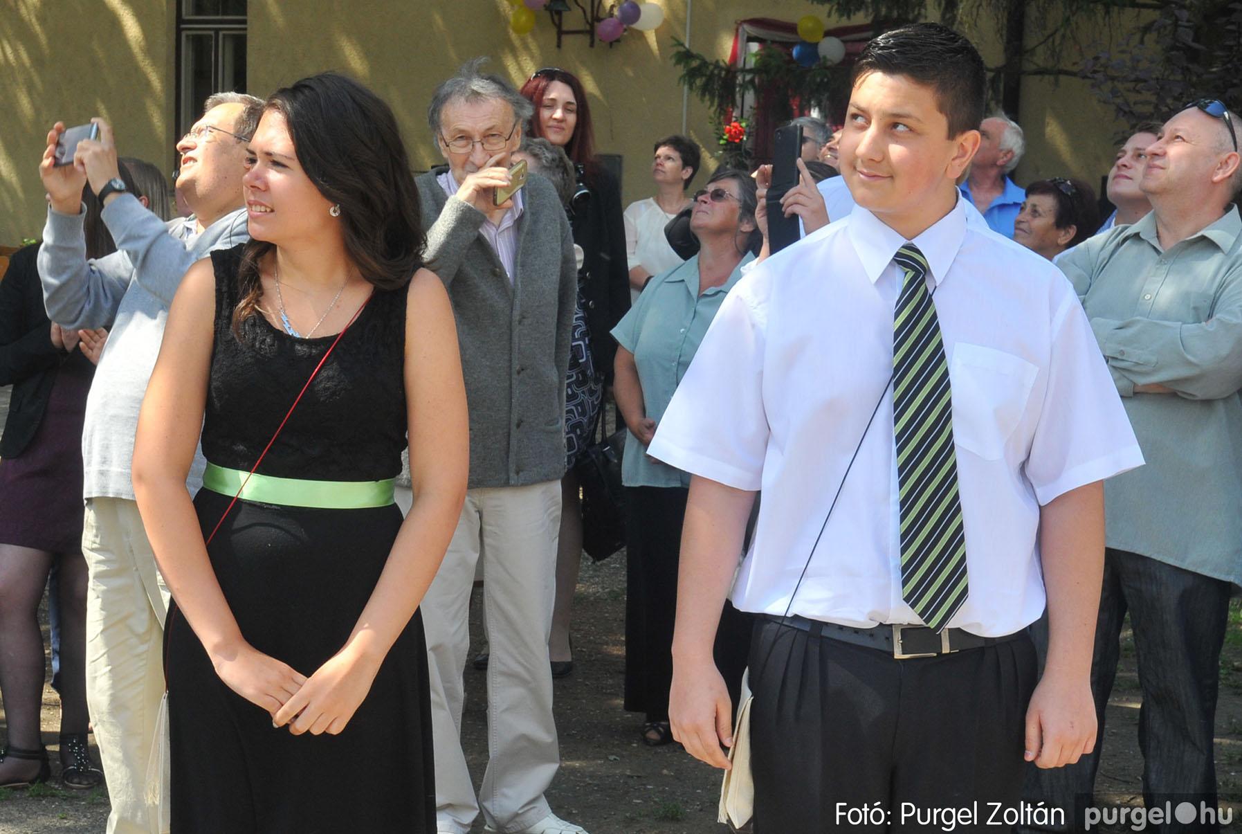 2017.06.17. 215 Forray Máté Általános Iskola ballagás 2017. - Fotó:PURGEL ZOLTÁN© D3K_2558q.jpg