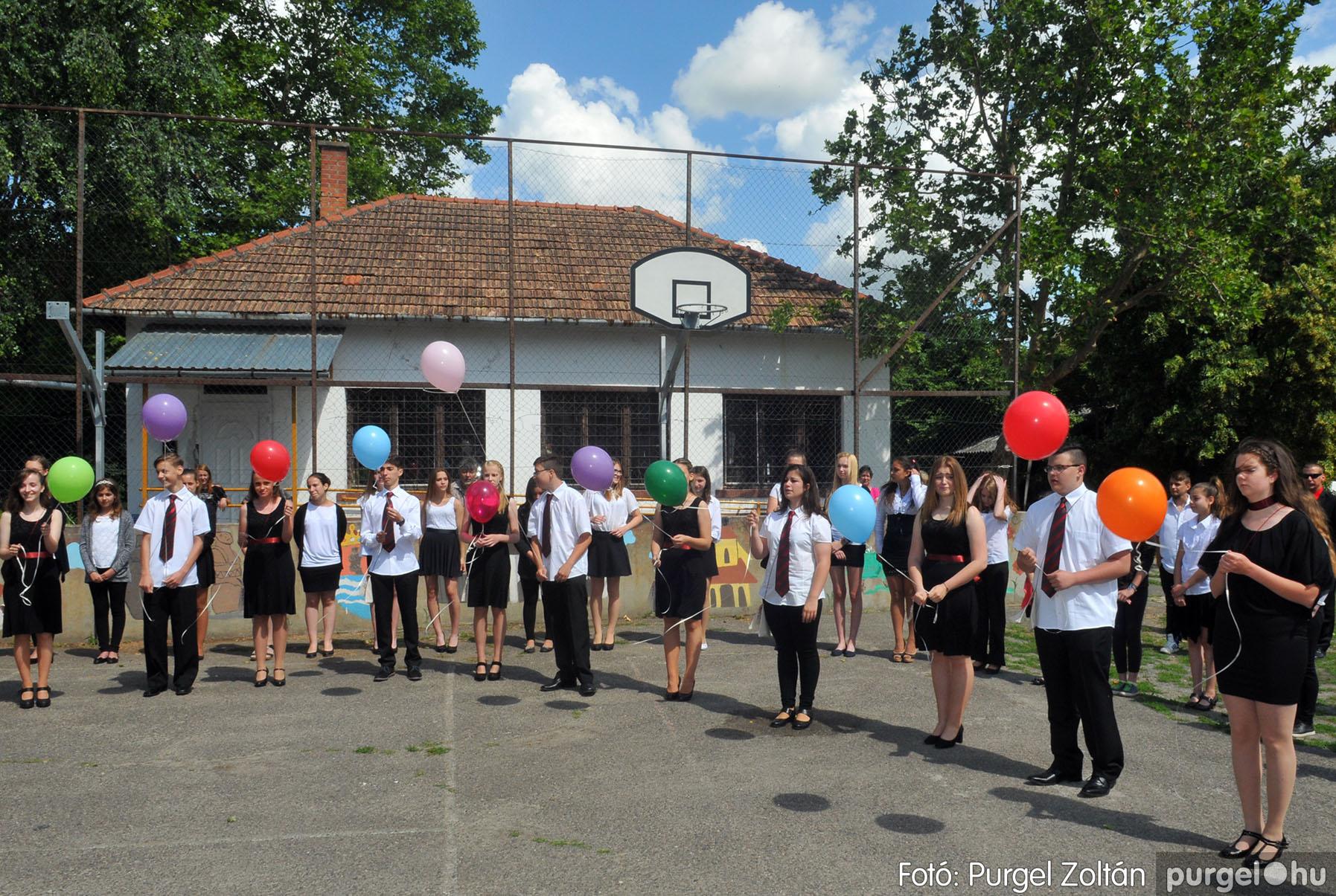 2017.06.17. 207 Forray Máté Általános Iskola ballagás 2017. - Fotó:PURGEL ZOLTÁN© D3K_2549q.jpg