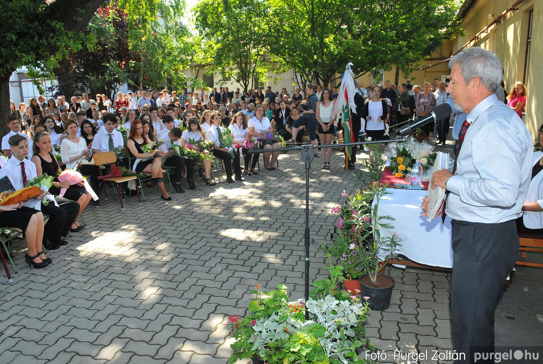 2017.06.17. 141 Forray Máté Általános Iskola ballagás 2017. - Fotó:PURGEL ZOLTÁN© D3K_2442q.jpg