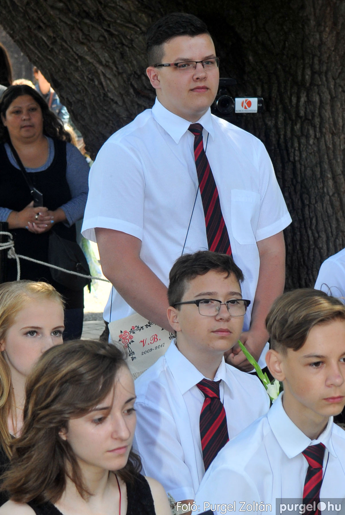 2017.06.17. 140 Forray Máté Általános Iskola ballagás 2017. - Fotó:PURGEL ZOLTÁN© D3K_2440q.jpg