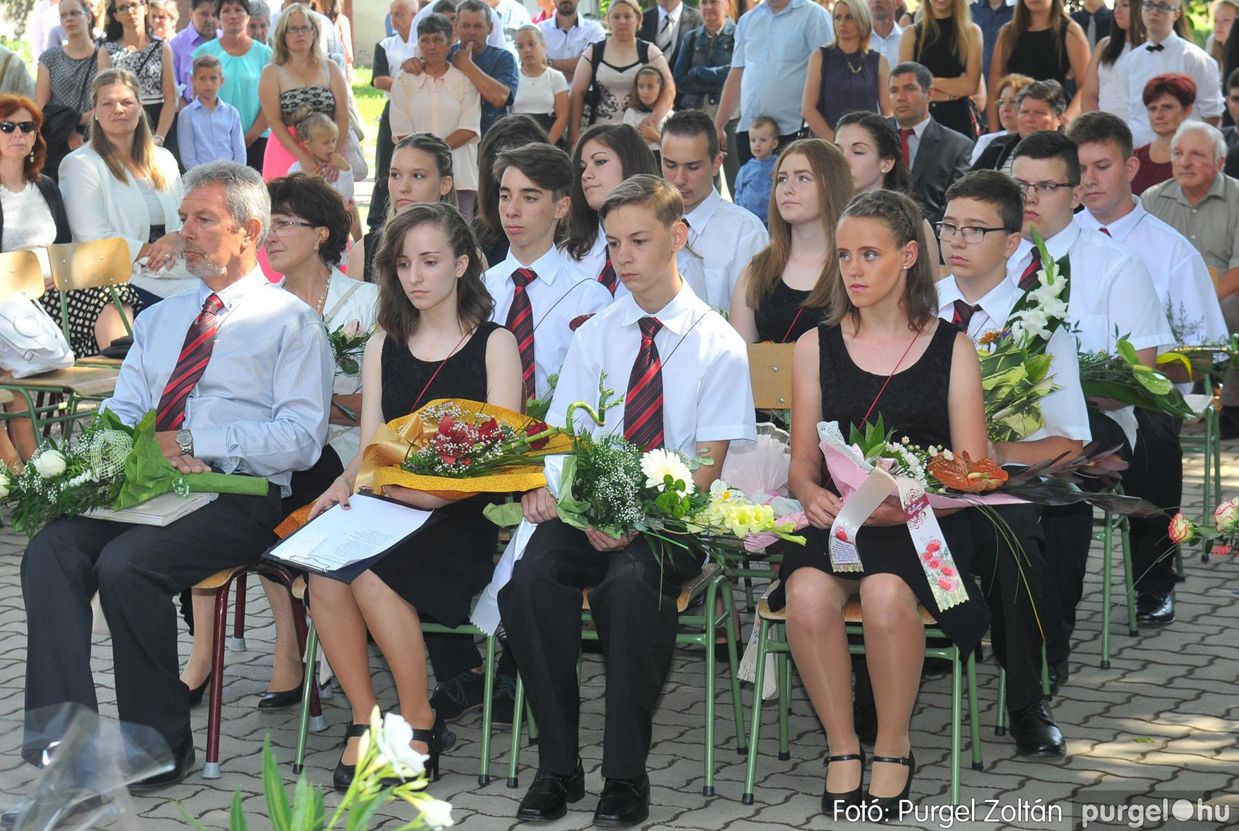 2017.06.17. 105 Forray Máté Általános Iskola ballagás 2017. - Fotó:PURGEL ZOLTÁN© D3K_2375q.jpg