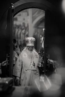 04.08.2019 | Литургия в Иверском монастыре