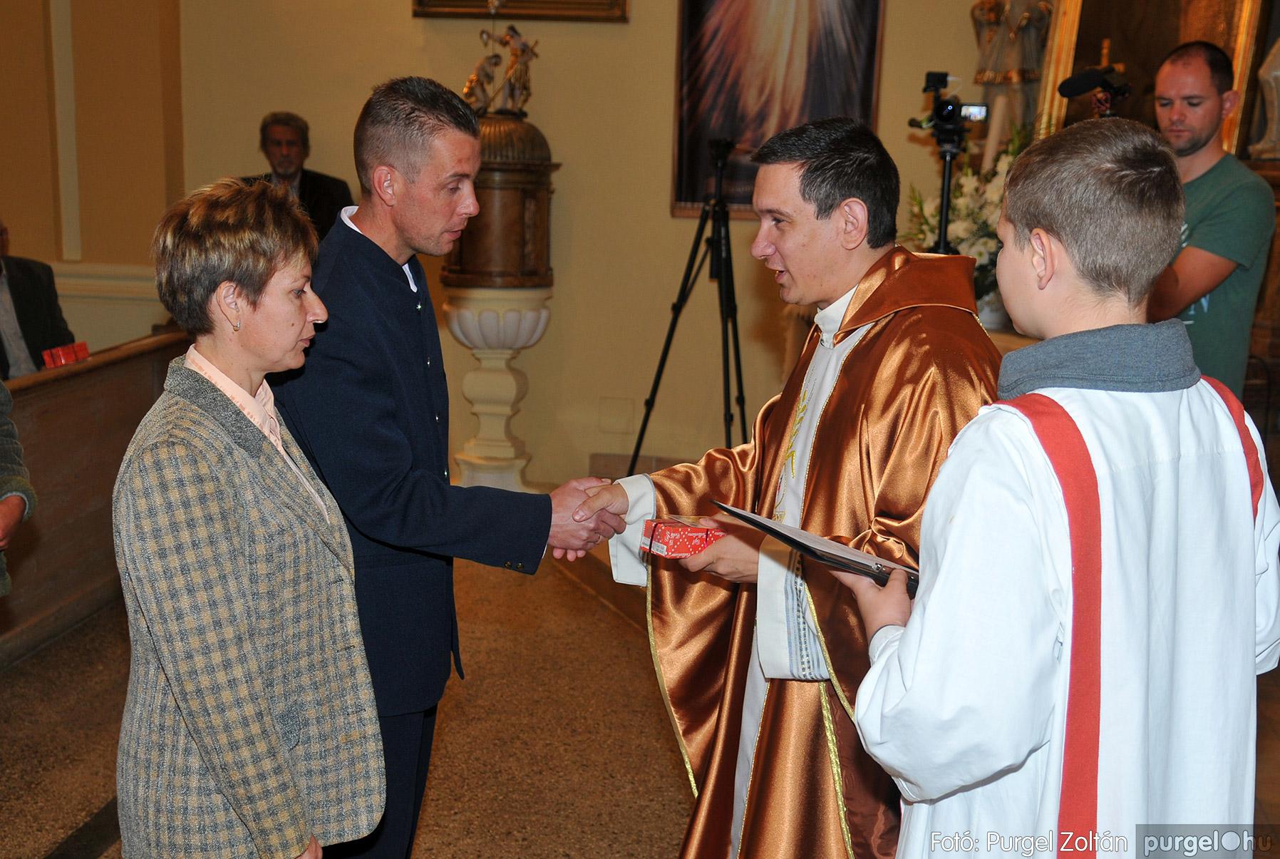 2017.09.24. 107 Kisboldogasszony Templom házassági évfordulók - Fotó:PURGEL ZOLTÁN© D3K_4442q.jpg