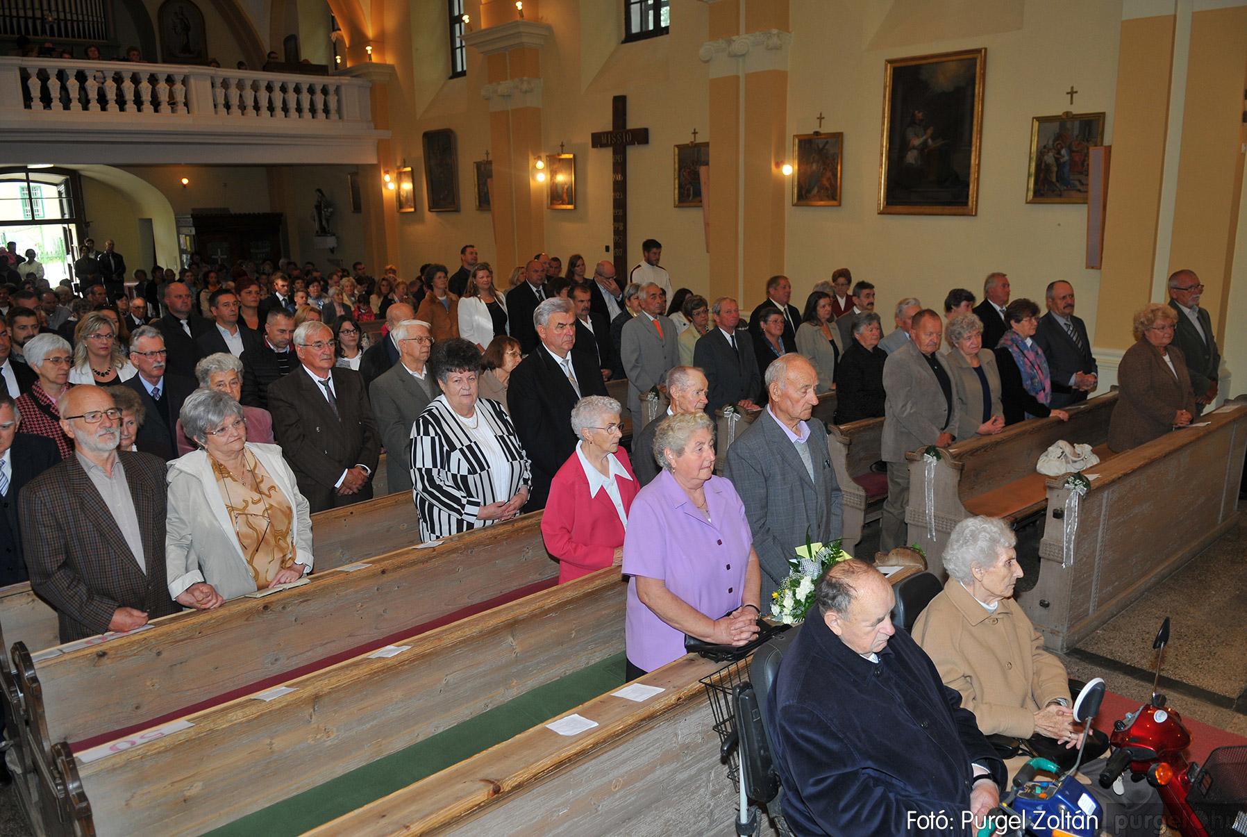 2017.09.24. 005 Kisboldogasszony Templom házassági évfordulók - Fotó:PURGEL ZOLTÁN© D3K_4339q.jpg