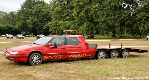 Citroën XM V6 Tissier 1989
