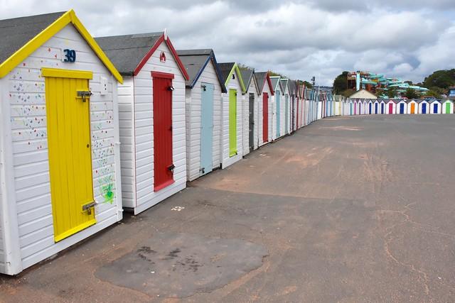 39 huts