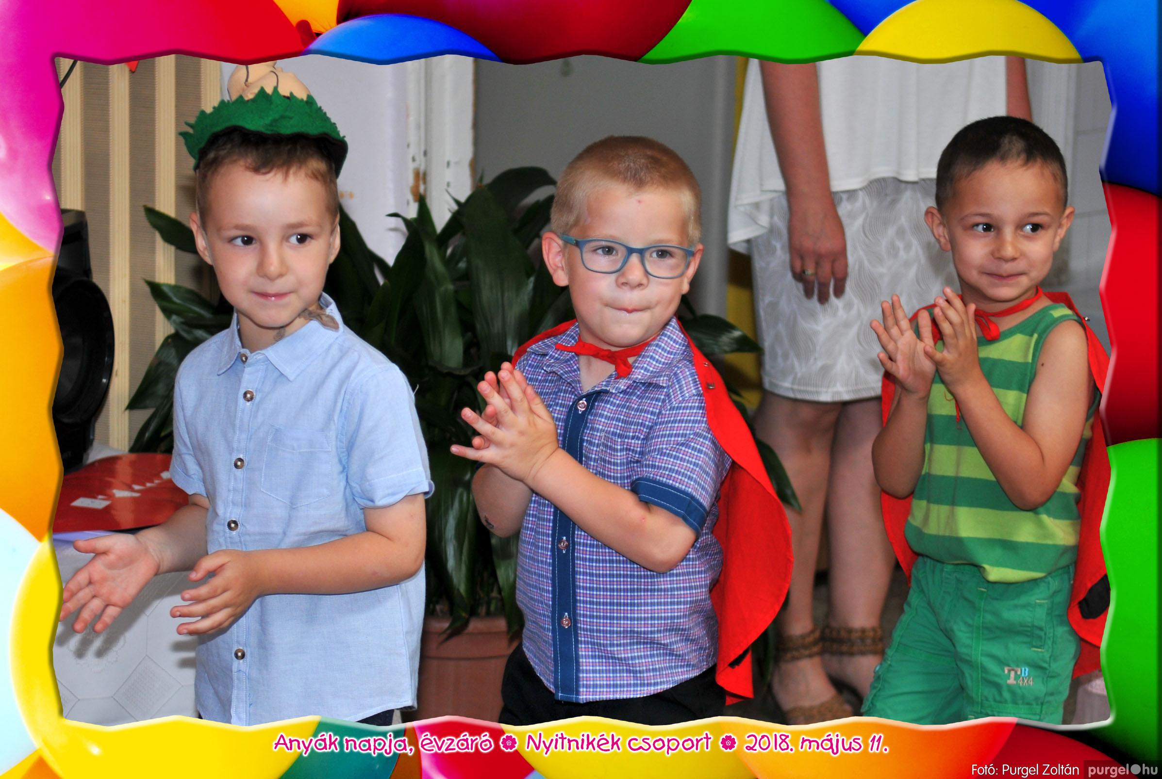 2018.05.11. 011 Kurca-parti Óvoda évzáró 2018. - Nyitnikék csoport - Fotó:PURGEL ZOLTÁN© 511.jpg