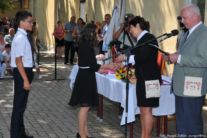 2018.06.16. 152 Forray Máté Általános Iskola ballagás 2018. - Fotó:PURGEL ZOLTÁN© D3K_4856q.jpg