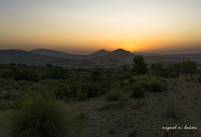 amanecer (dawning)