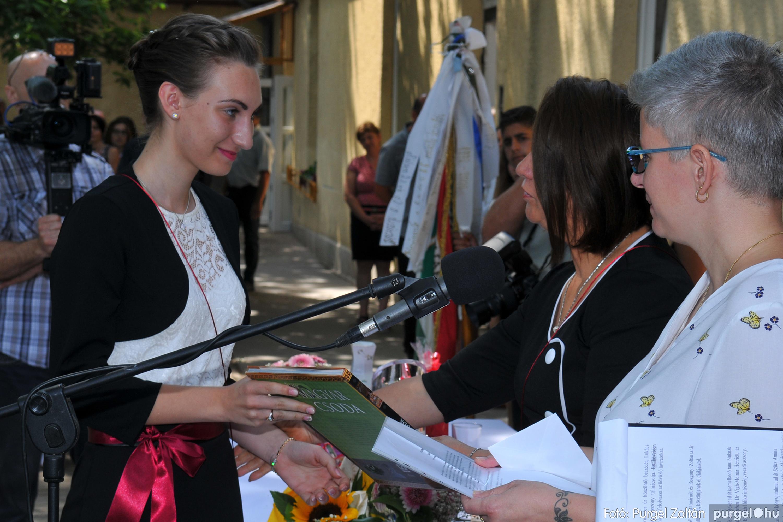2018.06.16. 138 Forray Máté Általános Iskola ballagás 2018. - Fotó:PURGEL ZOLTÁN© D3K_4840q.jpg