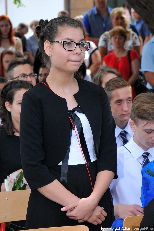 2018.06.16. 124 Forray Máté Általános Iskola ballagás 2018. - Fotó:PURGEL ZOLTÁN© D3K_4818q.jpg