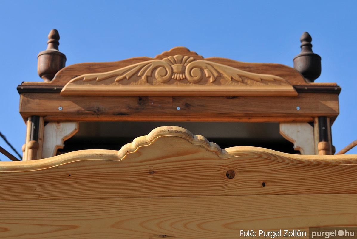 2019.02.15. 004 Sinka Sándor asztalos készítette halottas hintó - Fotó:PURGEL ZOLTÁN© D3K_3422q.jpg