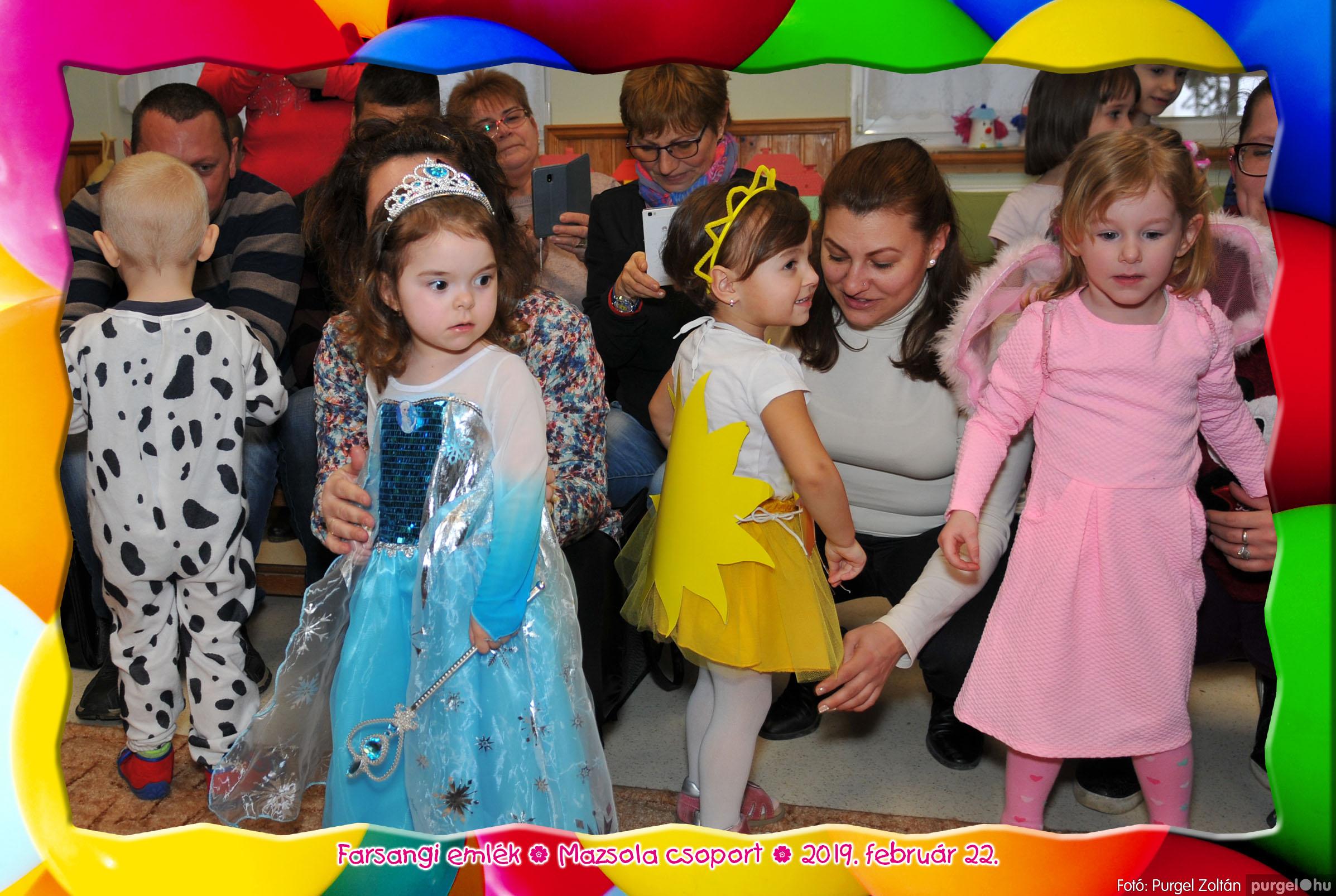 2019.02.22. 175 Kurca-parti Óvoda farsang 2019. - Mazsola csoport - Fotó:PURGEL ZOLTÁN© 409.jpg