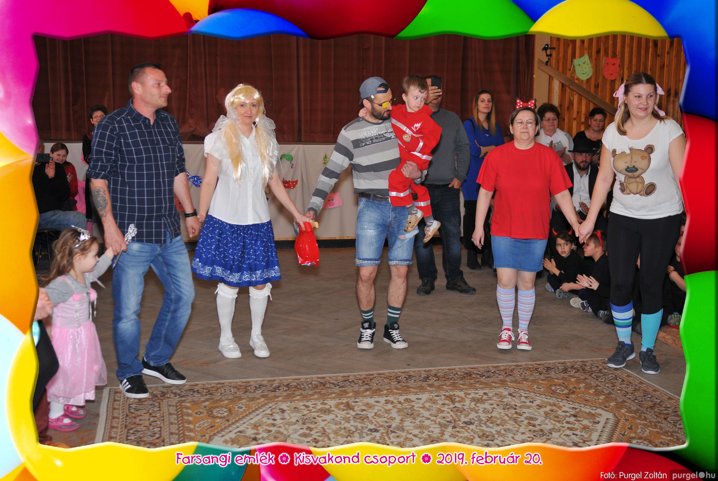 2019.02.20. 091 Kurca-parti Óvoda farsang 2019. - Kisvakond csoport - Fotó:PURGEL ZOLTÁN© 314.jpg
