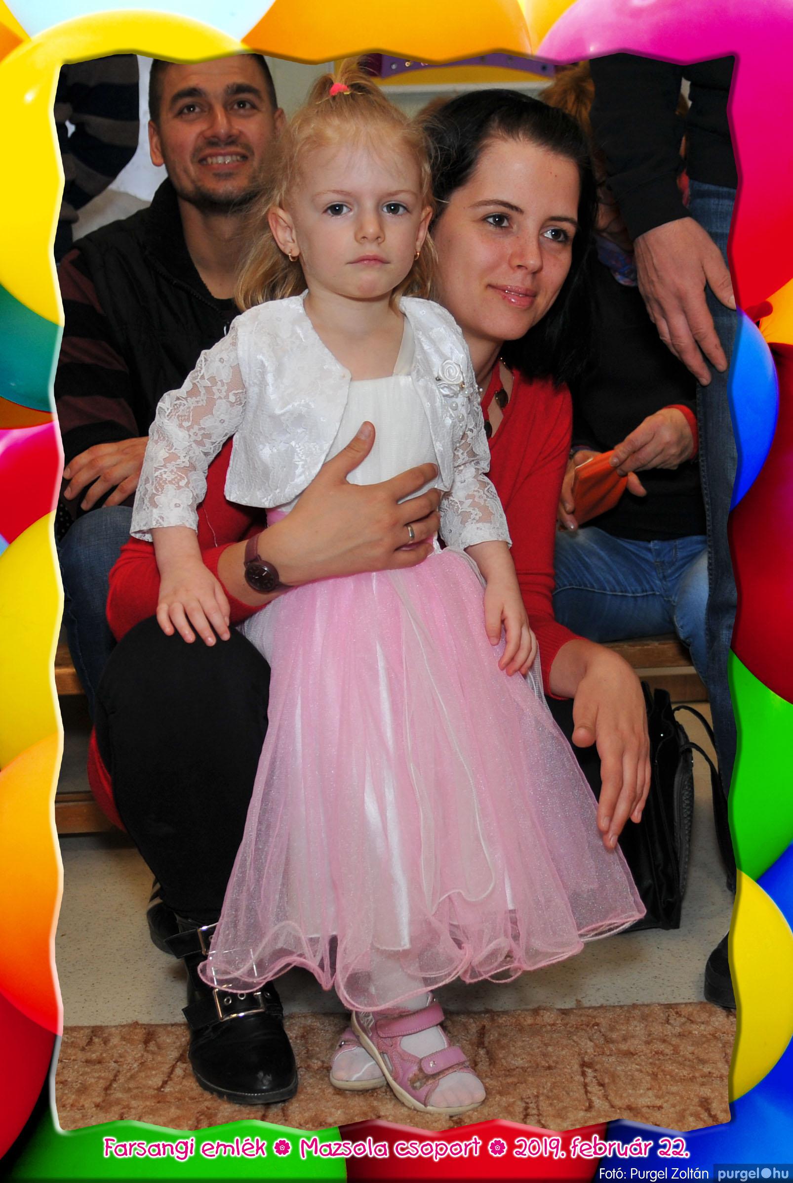 2019.02.22. 194 Kurca-parti Óvoda farsang 2019. - Mazsola csoport - Fotó:PURGEL ZOLTÁN© 428.jpg