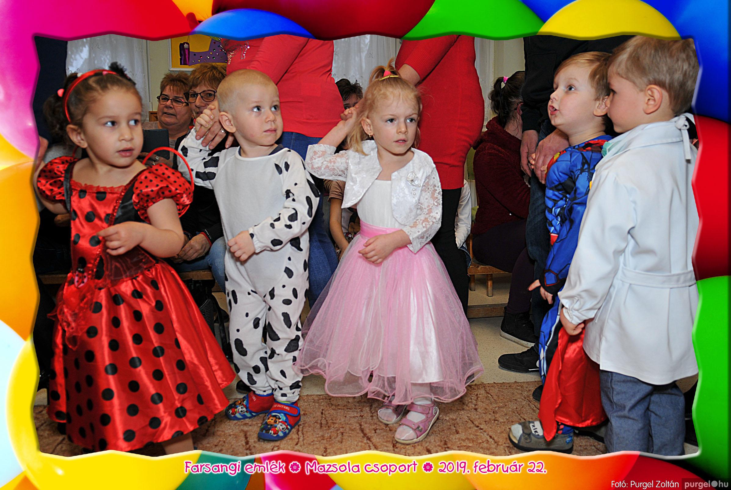 2019.02.22. 191 Kurca-parti Óvoda farsang 2019. - Mazsola csoport - Fotó:PURGEL ZOLTÁN© 425.jpg