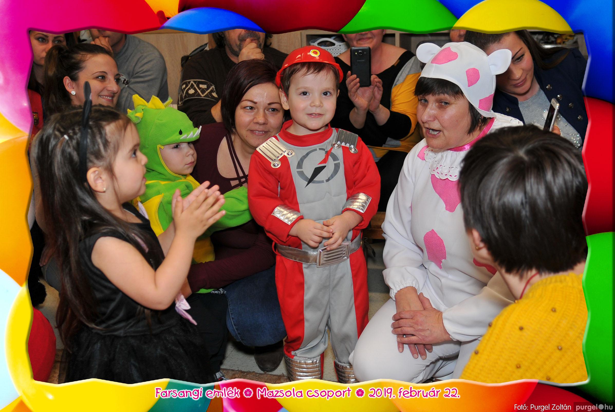 2019.02.22. 180 Kurca-parti Óvoda farsang 2019. - Mazsola csoport - Fotó:PURGEL ZOLTÁN© 414.jpg