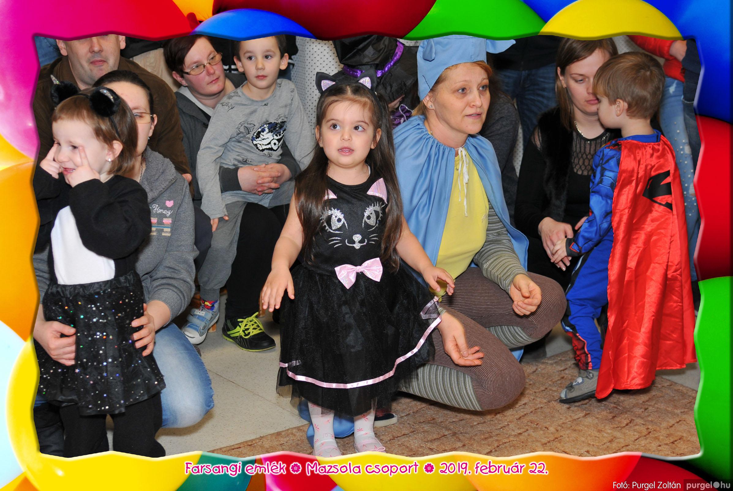 2019.02.22. 173 Kurca-parti Óvoda farsang 2019. - Mazsola csoport - Fotó:PURGEL ZOLTÁN© 407.jpg