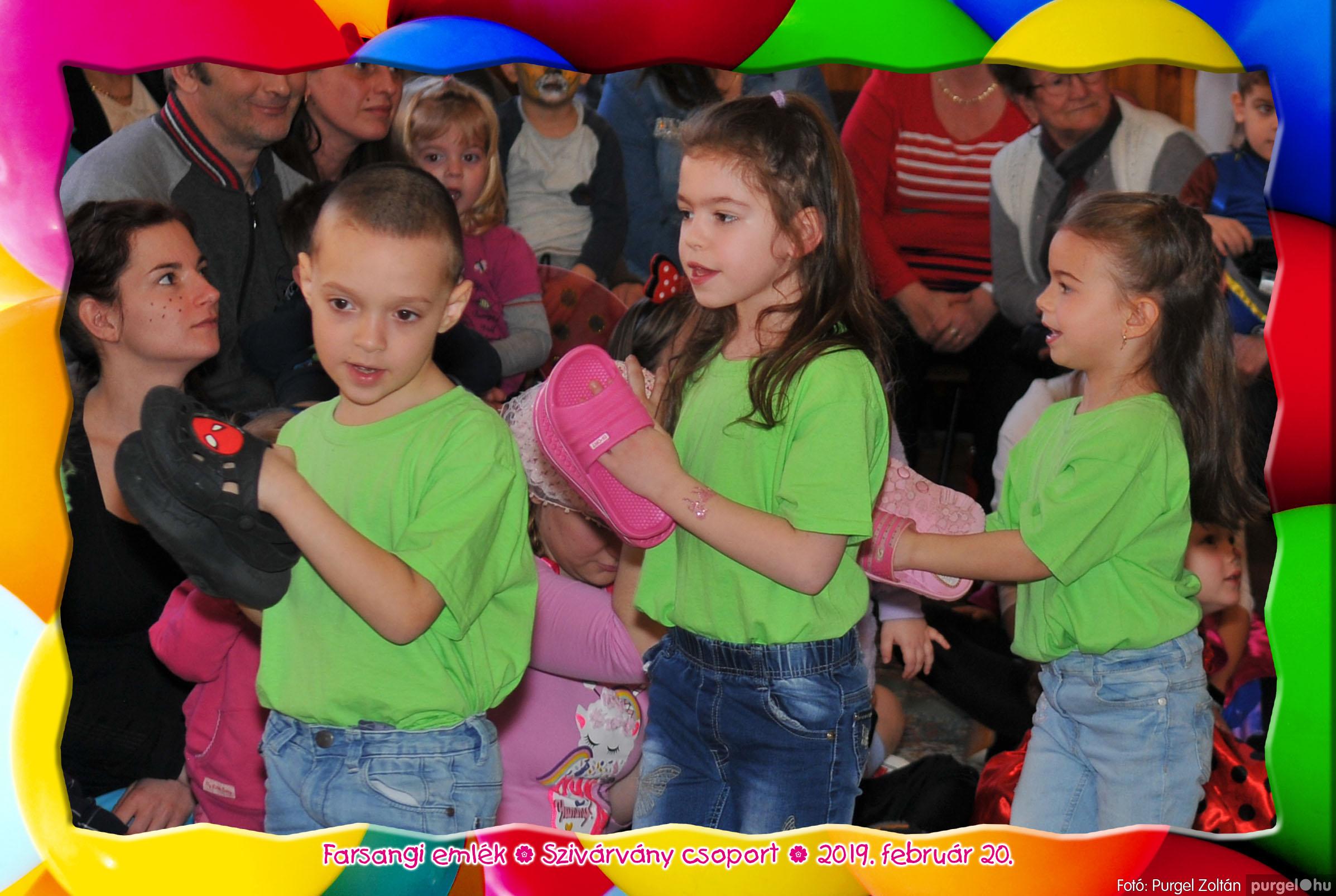 2019.02.20. 165 Kurca-parti Óvoda farsang 2019. - Szivárvány csoport - Fotó:PURGEL ZOLTÁN© 632.jpg