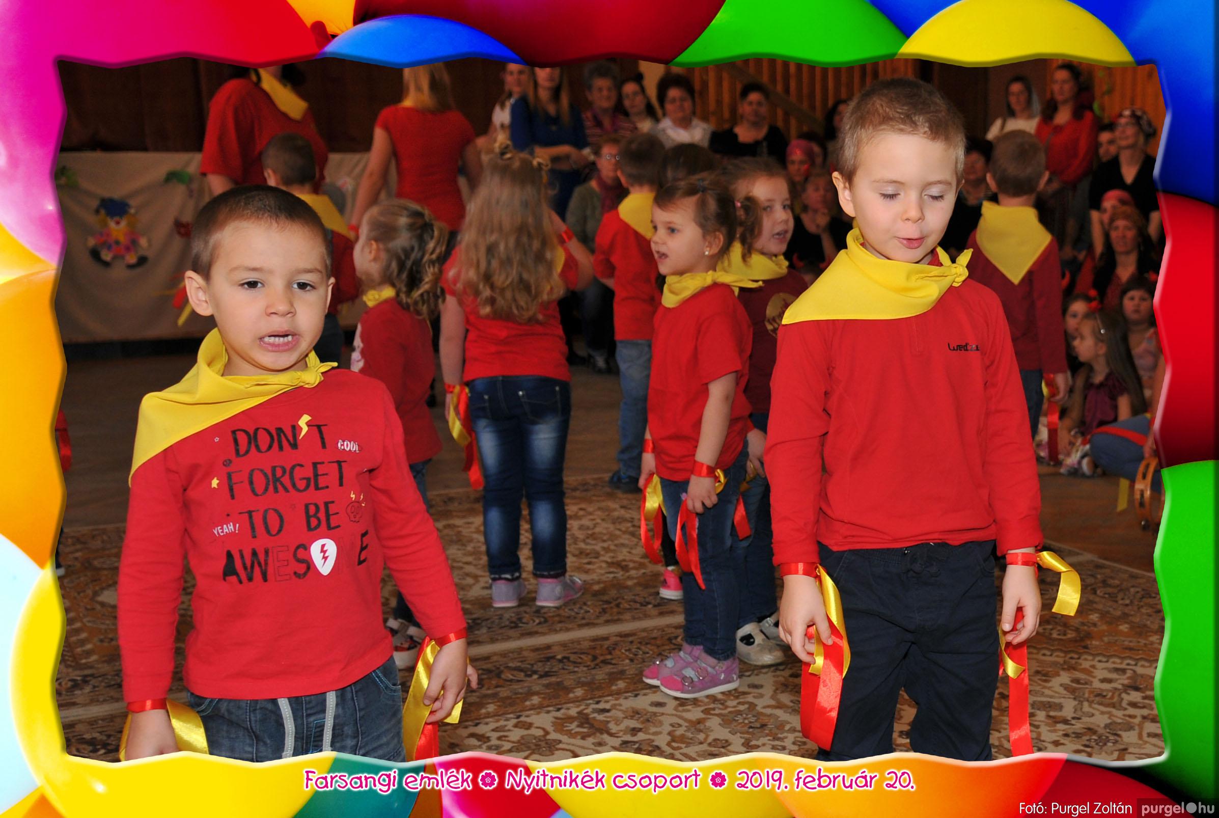 2019.02.20. 106 Kurca-parti Óvoda farsang 2019. - Nyitnikék csoport - Fotó:PURGEL ZOLTÁN© 510.jpg