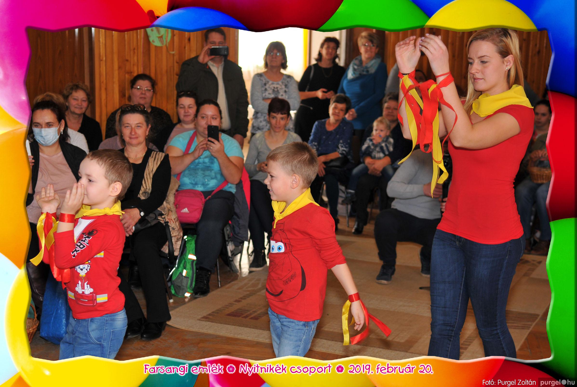 2019.02.20. 105 Kurca-parti Óvoda farsang 2019. - Nyitnikék csoport - Fotó:PURGEL ZOLTÁN© 509.jpg
