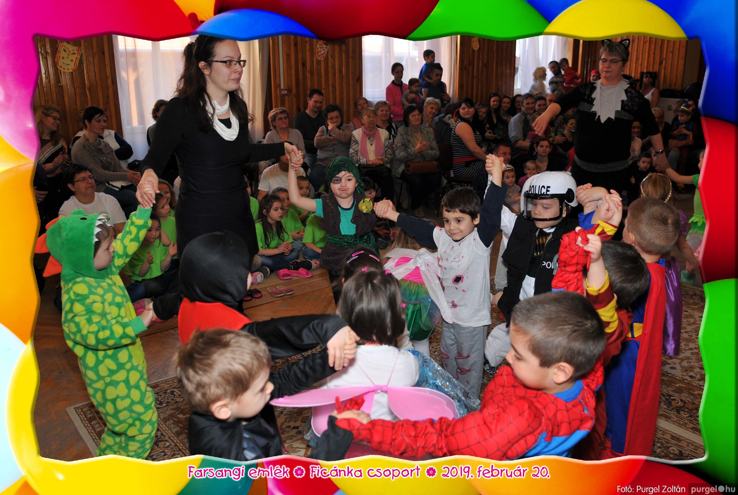 2019.02.20. 062 Kurca-parti Óvoda farsang 2019. - Ficánka csoport - Fotó:PURGEL ZOLTÁN© 220.jpg