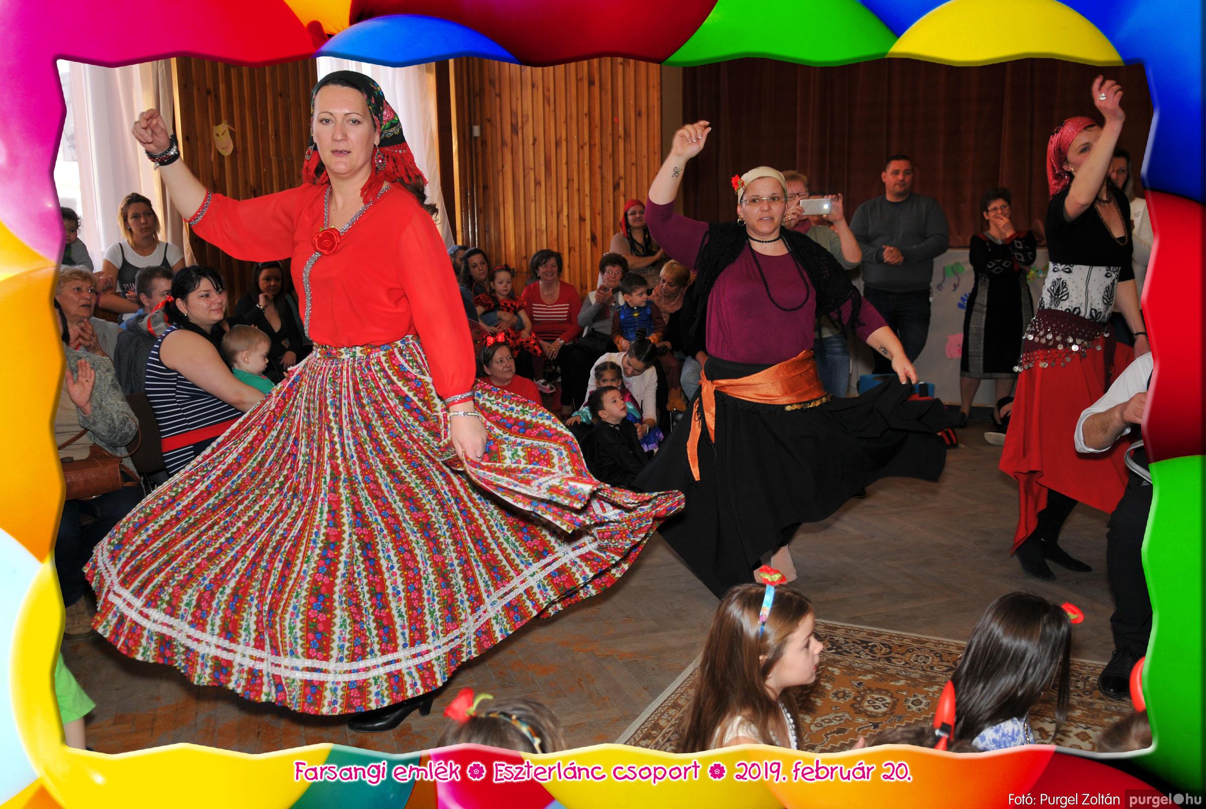 2019.02.20. 038 Kurca-parti Óvoda farsang 2019. - Eszterlánc csoport - Fotó:PURGEL ZOLTÁN© 138.jpg