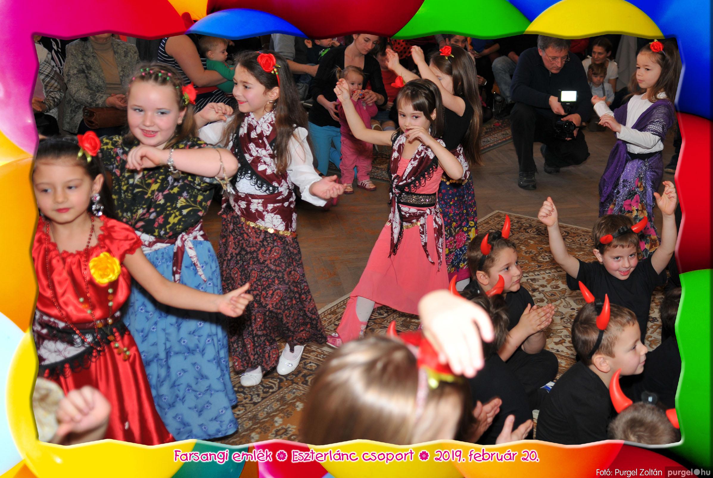 2019.02.20. 028 Kurca-parti Óvoda farsang 2019. - Eszterlánc csoport - Fotó:PURGEL ZOLTÁN© 128.jpg