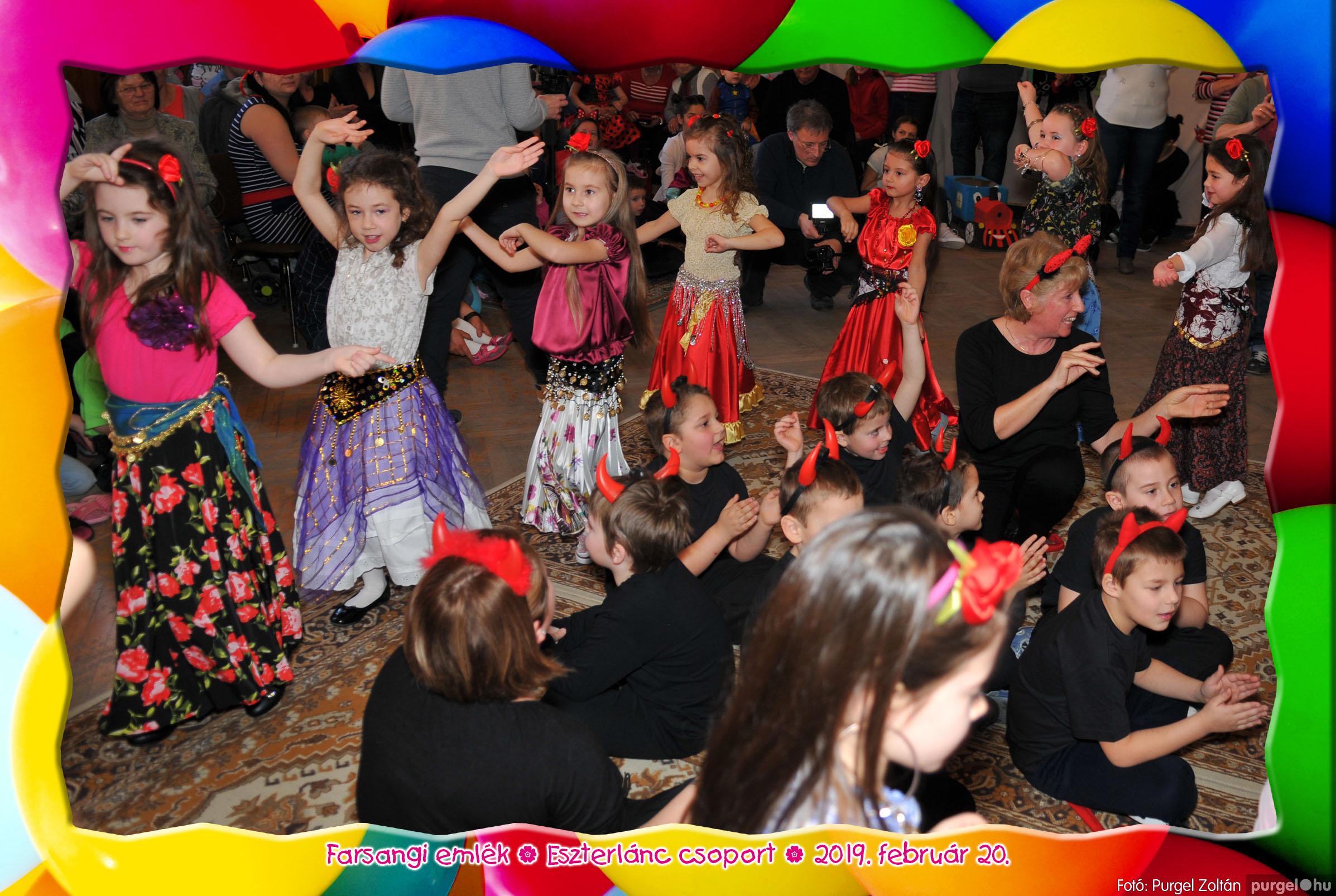 2019.02.20. 027 Kurca-parti Óvoda farsang 2019. - Eszterlánc csoport - Fotó:PURGEL ZOLTÁN© 127.jpg