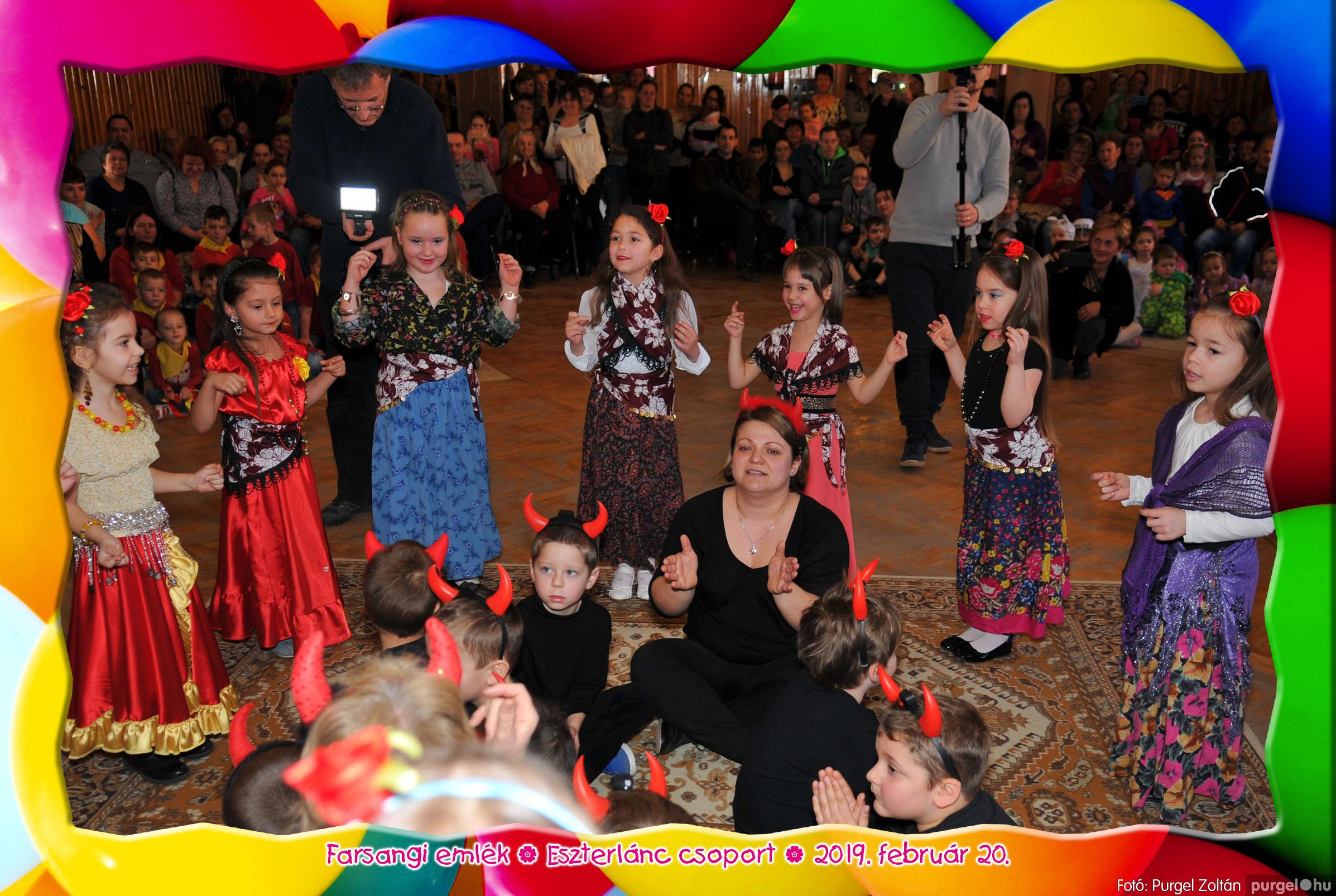 2019.02.20. 022 Kurca-parti Óvoda farsang 2019. - Eszterlánc csoport - Fotó:PURGEL ZOLTÁN© 122.jpg