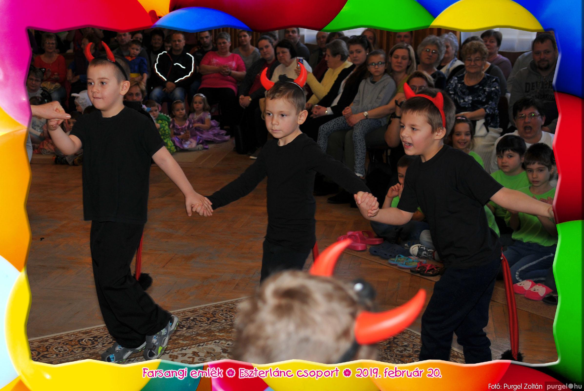 2019.02.20. 016 Kurca-parti Óvoda farsang 2019. - Eszterlánc csoport - Fotó:PURGEL ZOLTÁN© 116.jpg