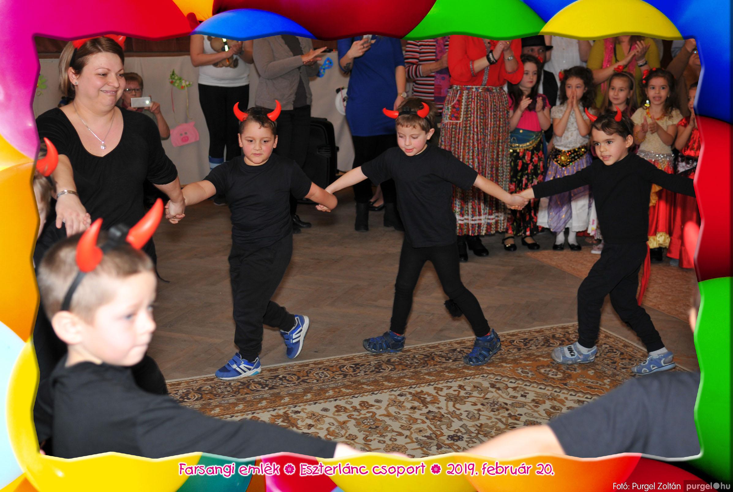 2019.02.20. 012 Kurca-parti Óvoda farsang 2019. - Eszterlánc csoport - Fotó:PURGEL ZOLTÁN© 112.jpg