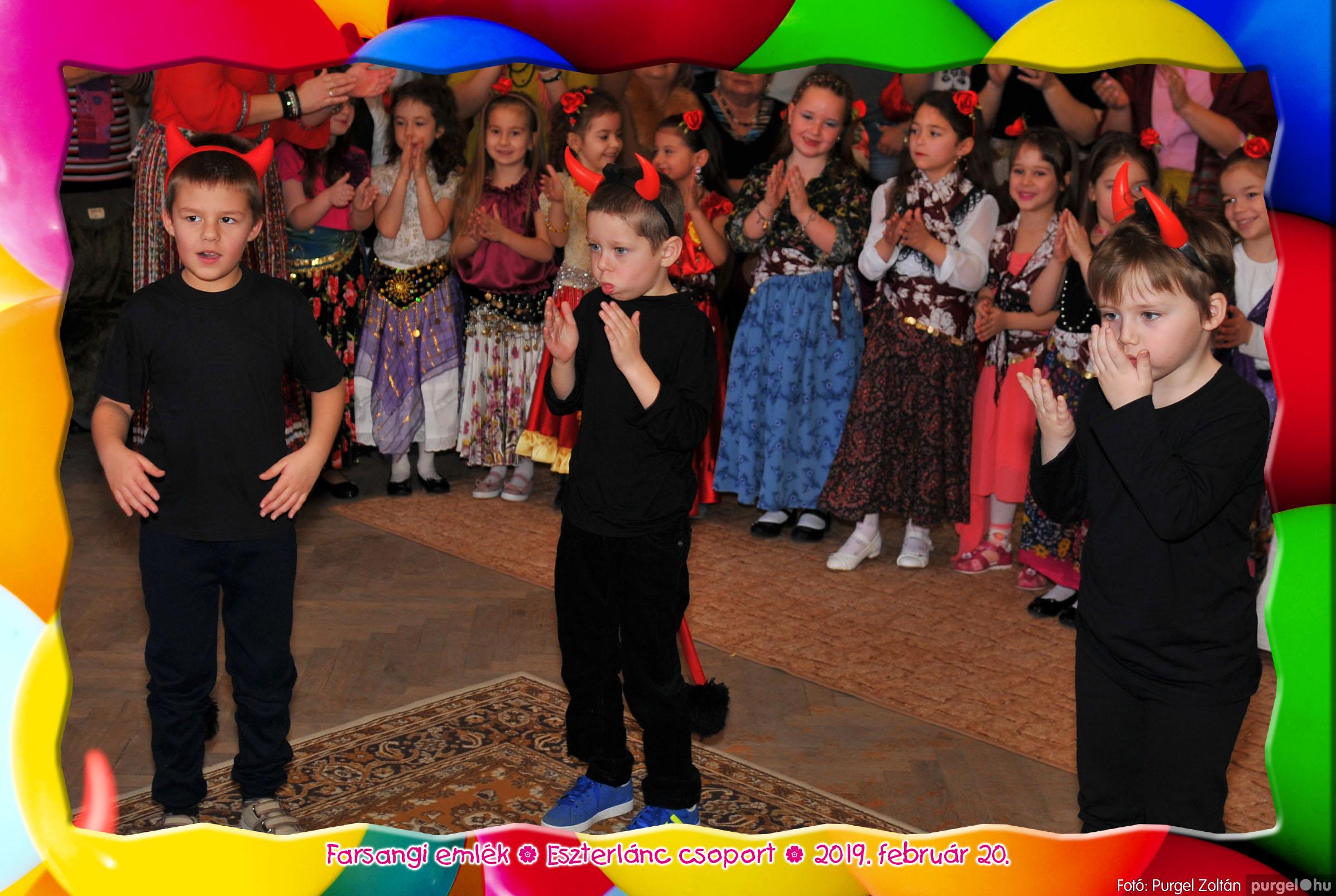 2019.02.20. 011 Kurca-parti Óvoda farsang 2019. - Eszterlánc csoport - Fotó:PURGEL ZOLTÁN© 111.jpg