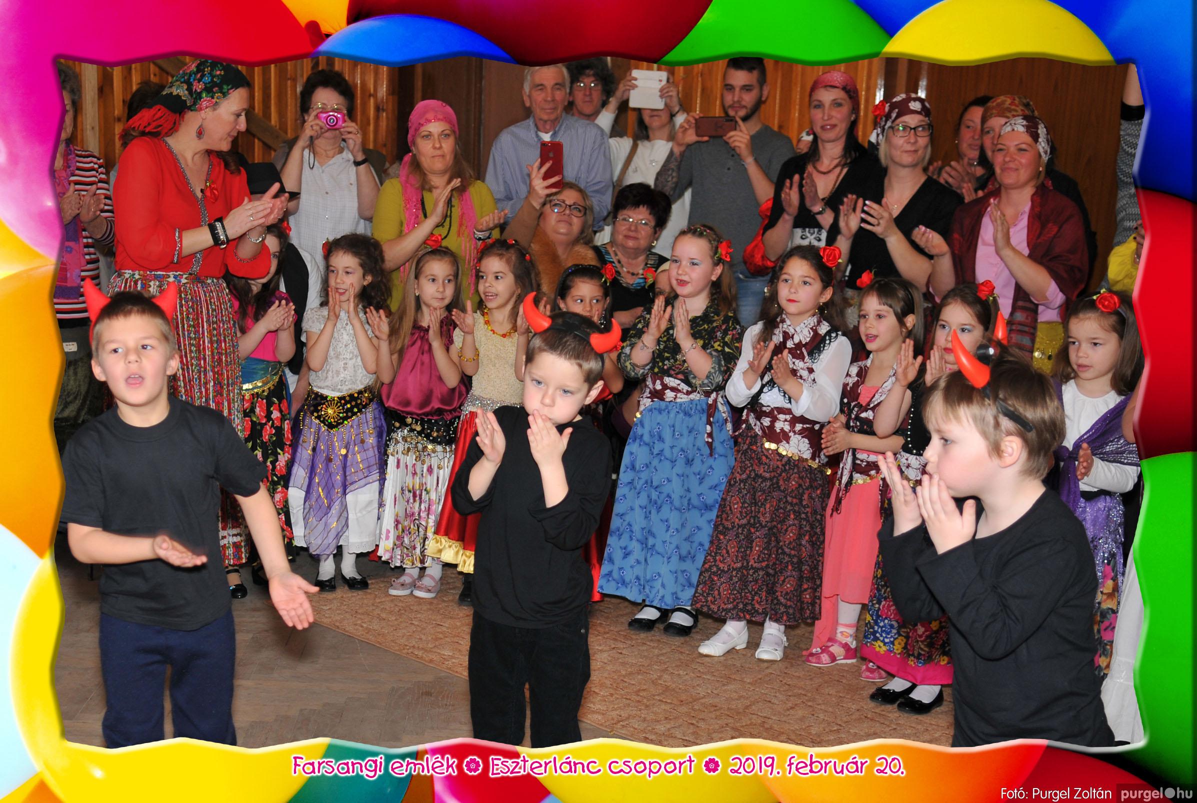 2019.02.20. 010 Kurca-parti Óvoda farsang 2019. - Eszterlánc csoport - Fotó:PURGEL ZOLTÁN© 110.jpg