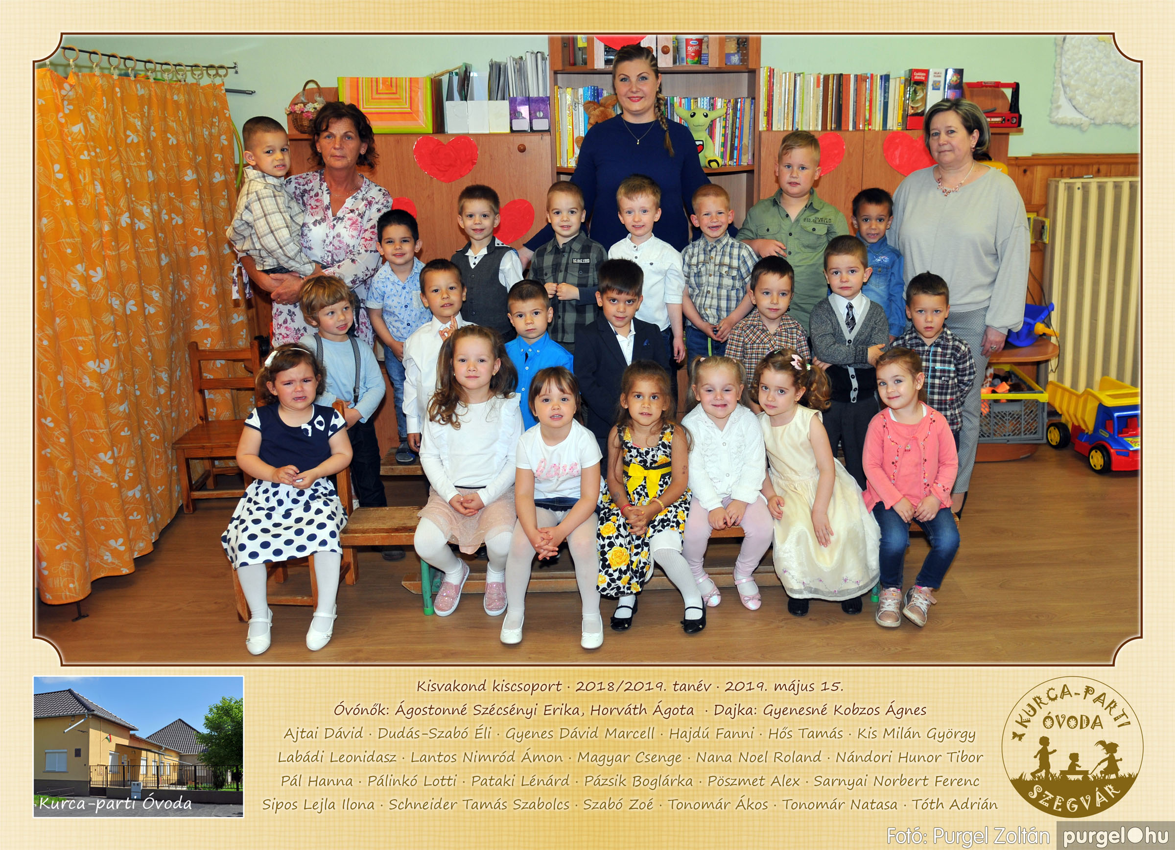 2019.05.10-25. 103 Kurca-parti Óvoda csoportképek 2019. - Fotó:PURGEL ZOLTÁN© Kisvakond.jpg