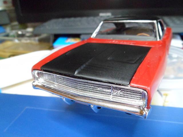 Défi moins de kits en cours : Dodge Charger R/T 68 [Revell 1/25] *** Terminé en pg 8 - Page 9 48456170012_53dc53b032_z