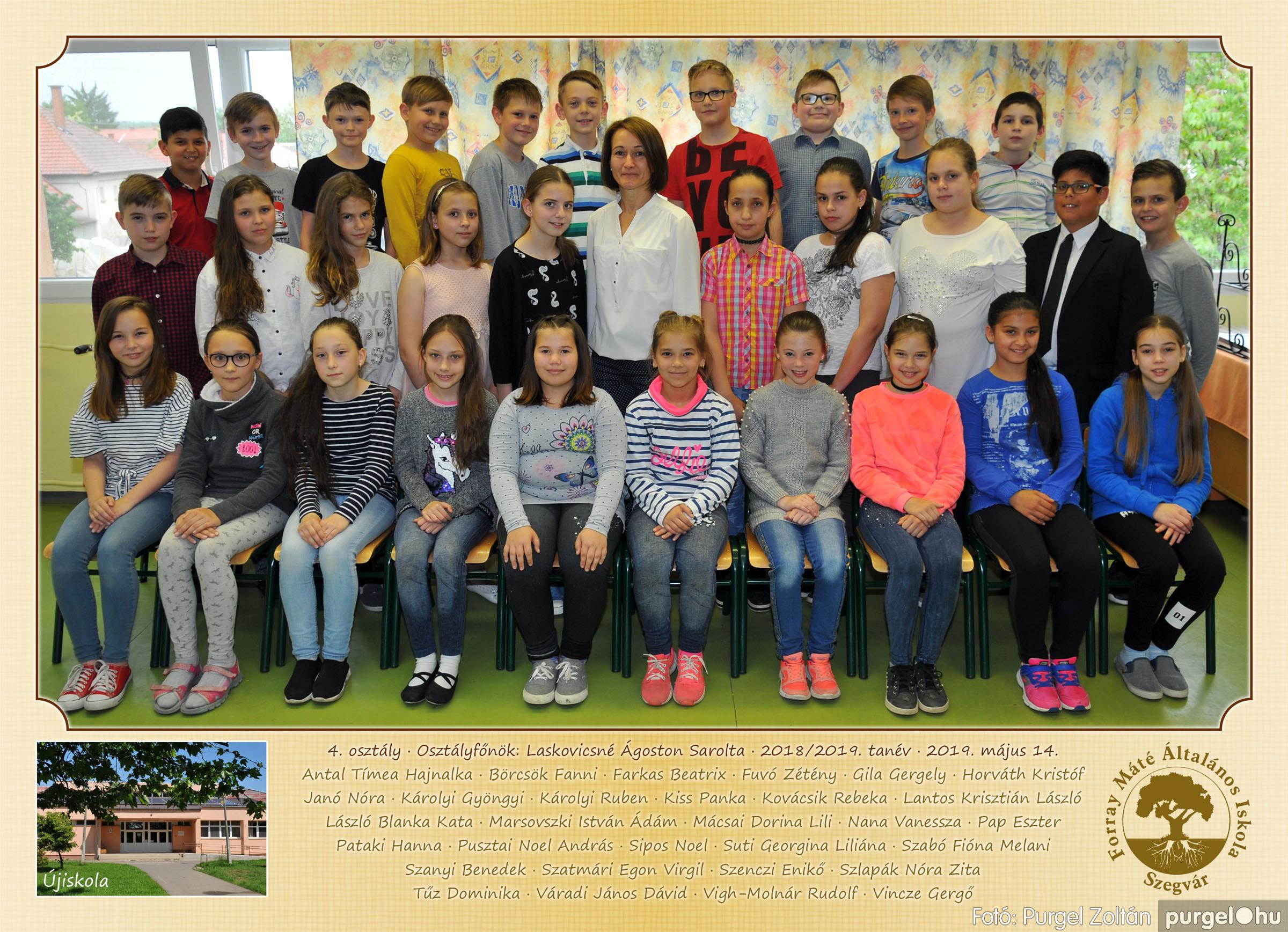 2019.05.14-29. 004 Forray Máté Általános Iskola osztályképek 2019. - Fotó:PURGEL ZOLTÁN© 4.jpg
