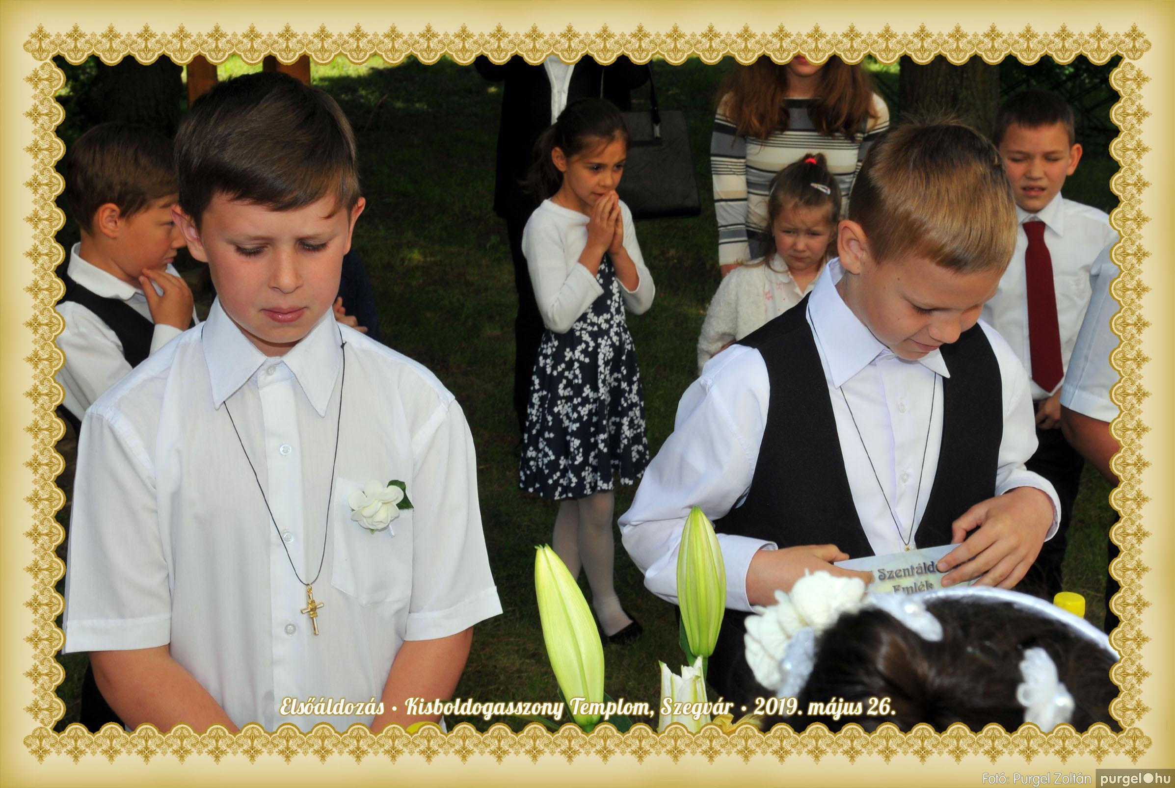 2019.05.26. 050 Kisboldogasszony Templom elsőáldozás - Fotó:PURGEL ZOLTÁN© 050.jpg