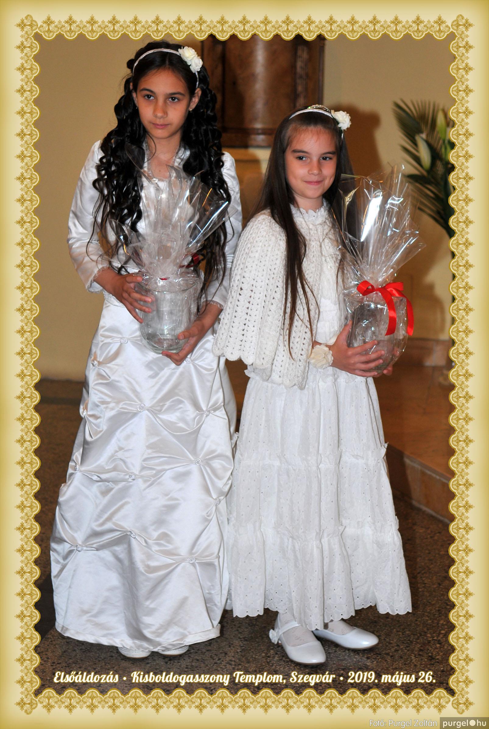 2019.05.26. 042 Kisboldogasszony Templom elsőáldozás - Fotó:PURGEL ZOLTÁN© 042.jpg