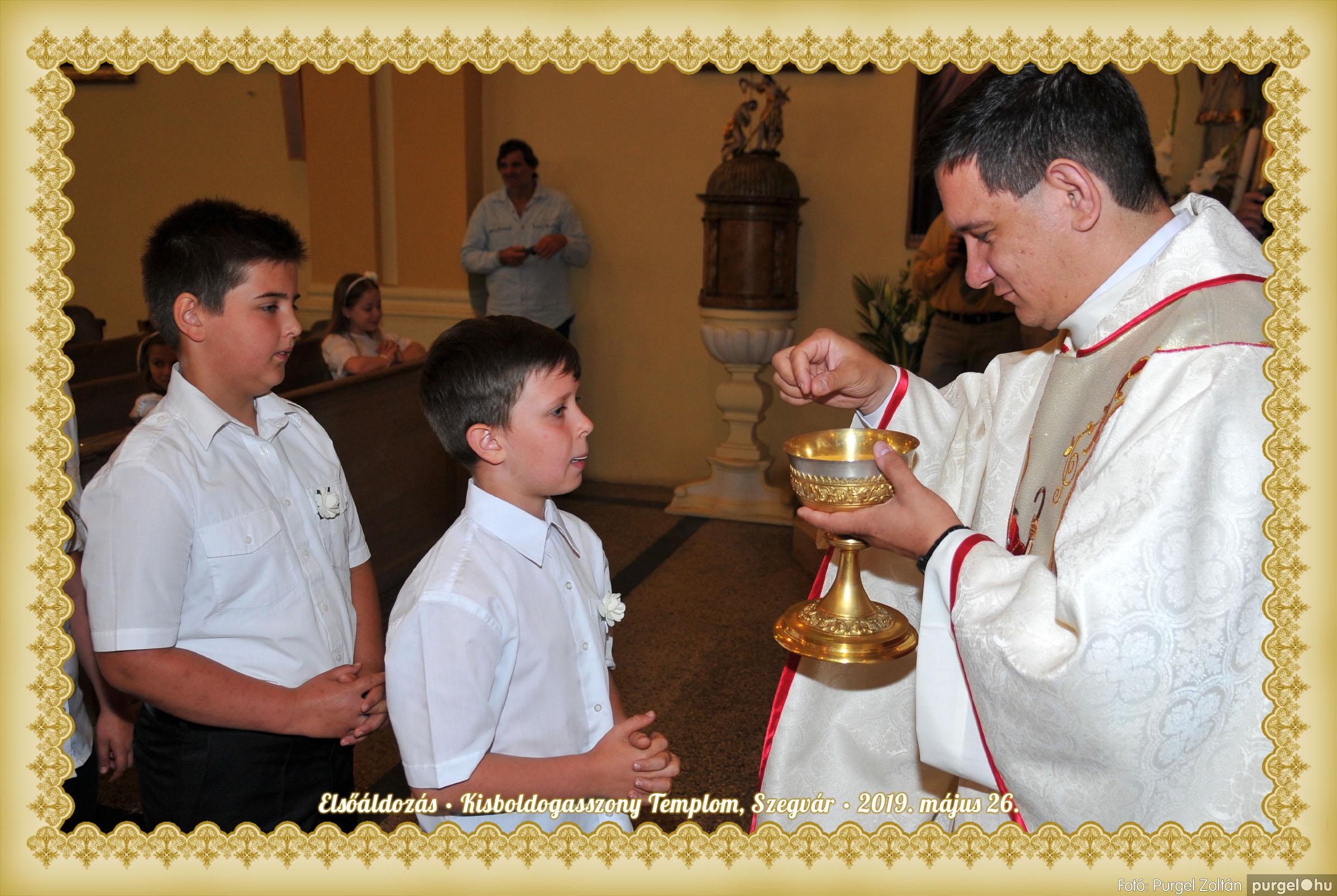 2019.05.26. 035 Kisboldogasszony Templom elsőáldozás - Fotó:PURGEL ZOLTÁN© 035.jpg