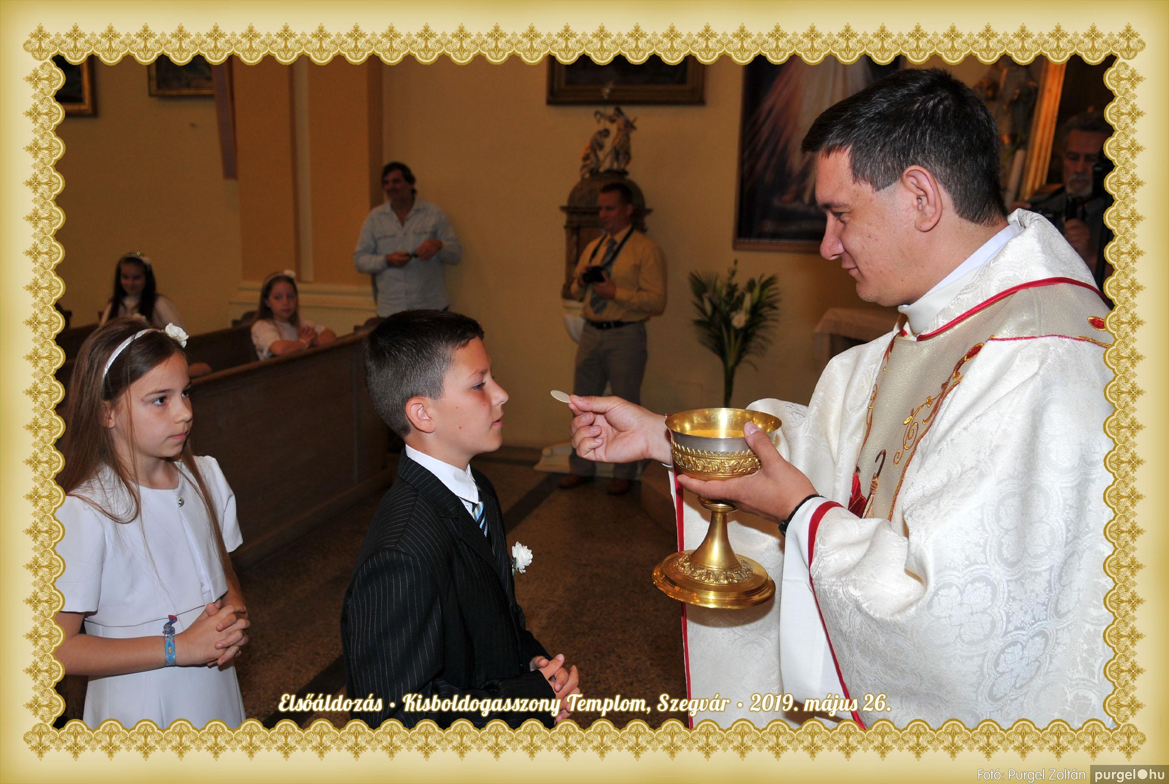 2019.05.26. 033 Kisboldogasszony Templom elsőáldozás - Fotó:PURGEL ZOLTÁN© 033.jpg