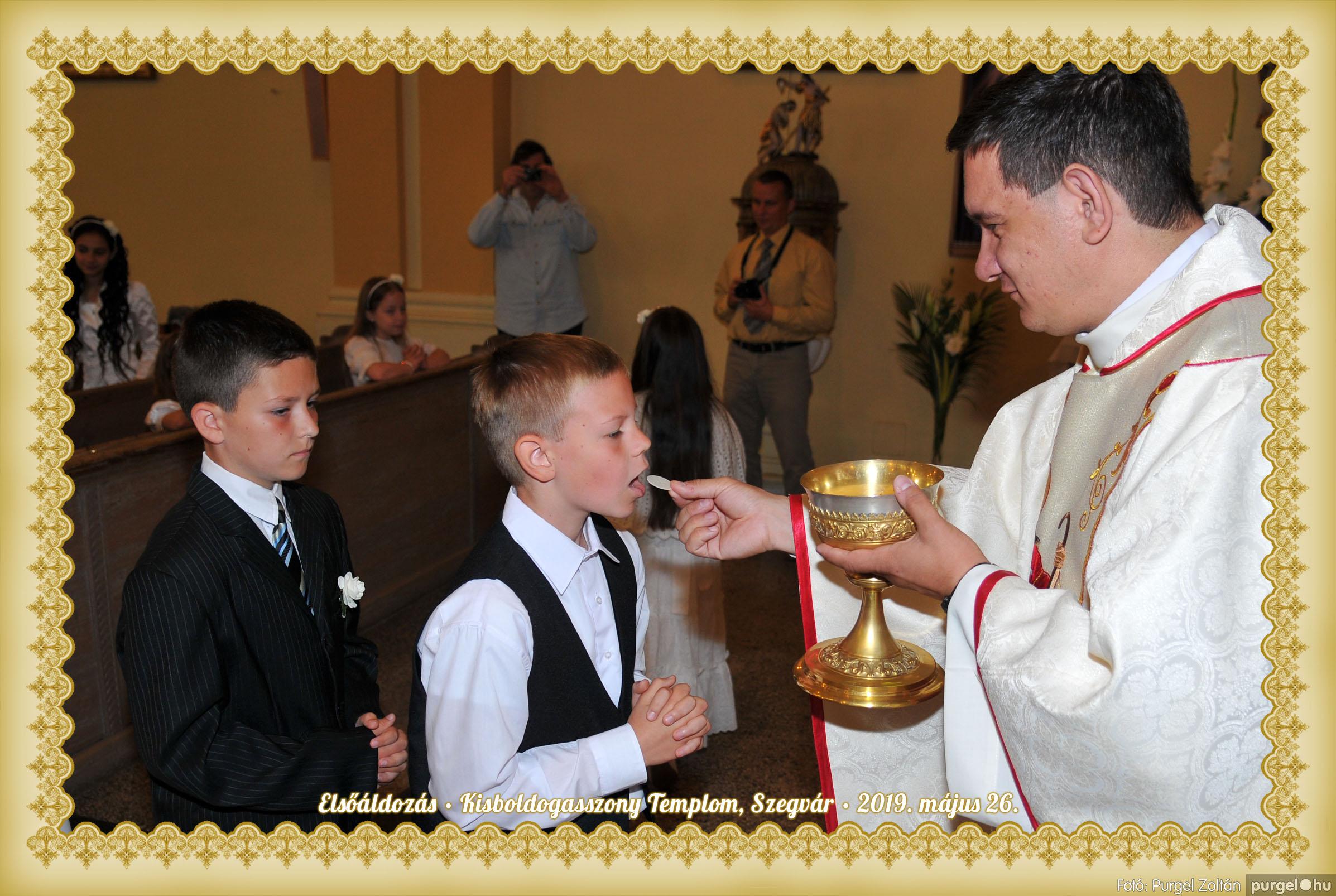 2019.05.26. 032 Kisboldogasszony Templom elsőáldozás - Fotó:PURGEL ZOLTÁN© 032.jpg