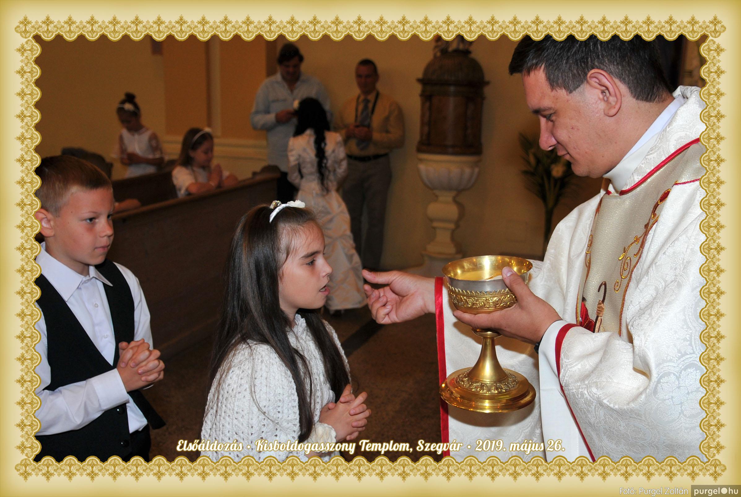 2019.05.26. 031 Kisboldogasszony Templom elsőáldozás - Fotó:PURGEL ZOLTÁN© 031.jpg