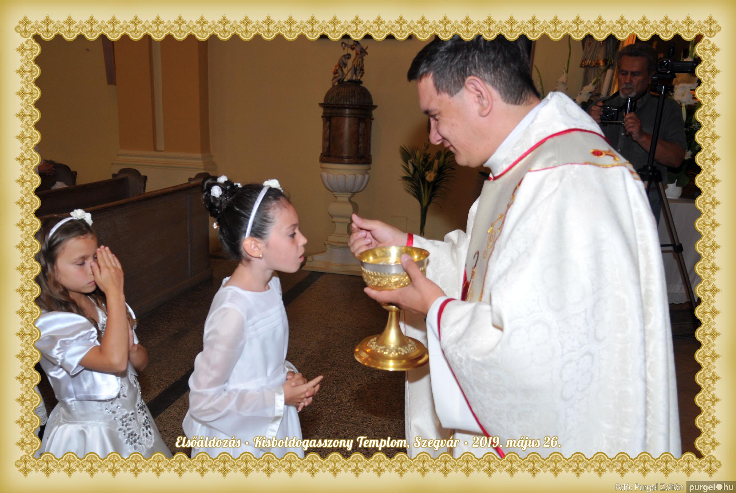 2019.05.26. 026 Kisboldogasszony Templom elsőáldozás - Fotó:PURGEL ZOLTÁN© 026.jpg