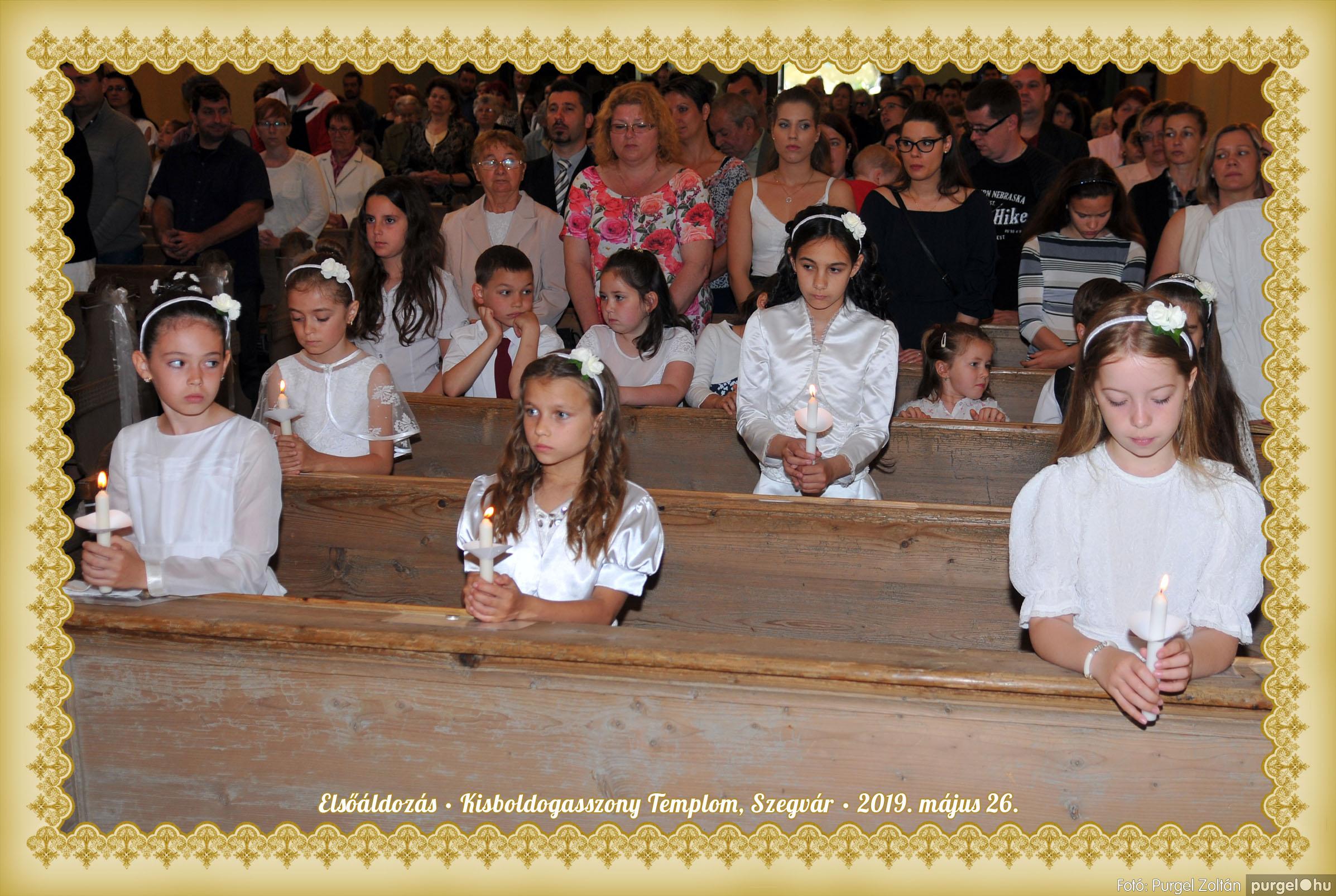 2019.05.26. 021 Kisboldogasszony Templom elsőáldozás - Fotó:PURGEL ZOLTÁN© 021.jpg