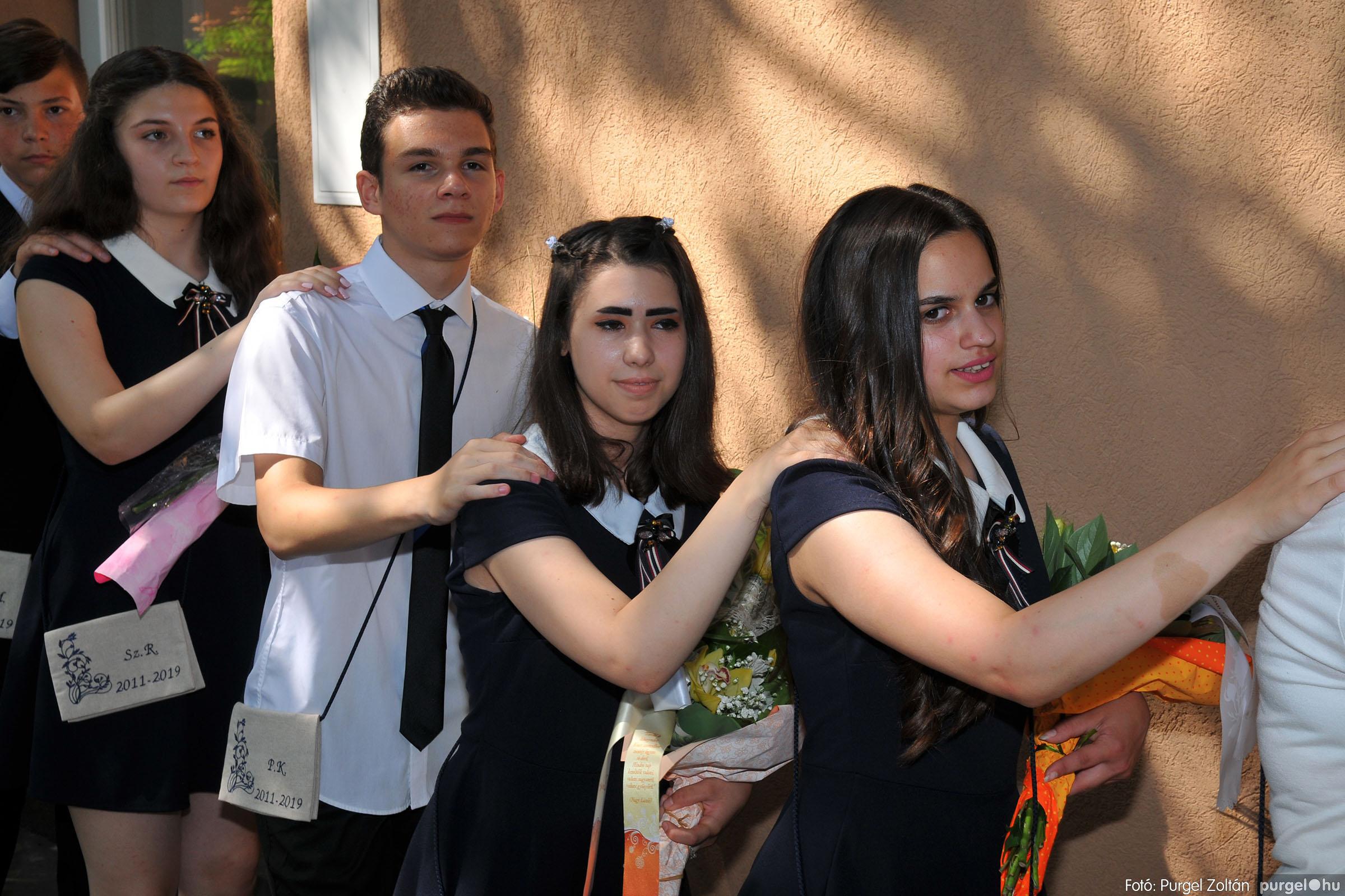 2019.06.15. 134 Forray Máté Általános Iskola ballagás 2019. - Fotó:PURGEL ZOLTÁN© D3K_7032q.jpg