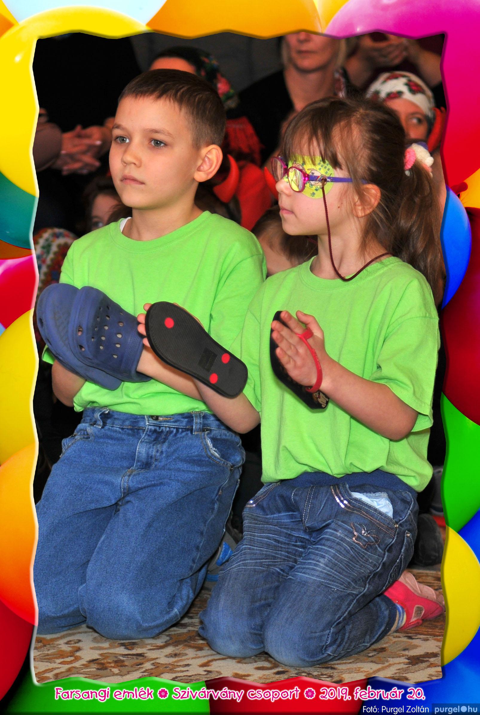 2019.02.20. 157 Kurca-parti Óvoda farsang 2019. - Szivárvány csoport - Fotó:PURGEL ZOLTÁN© 624.jpg