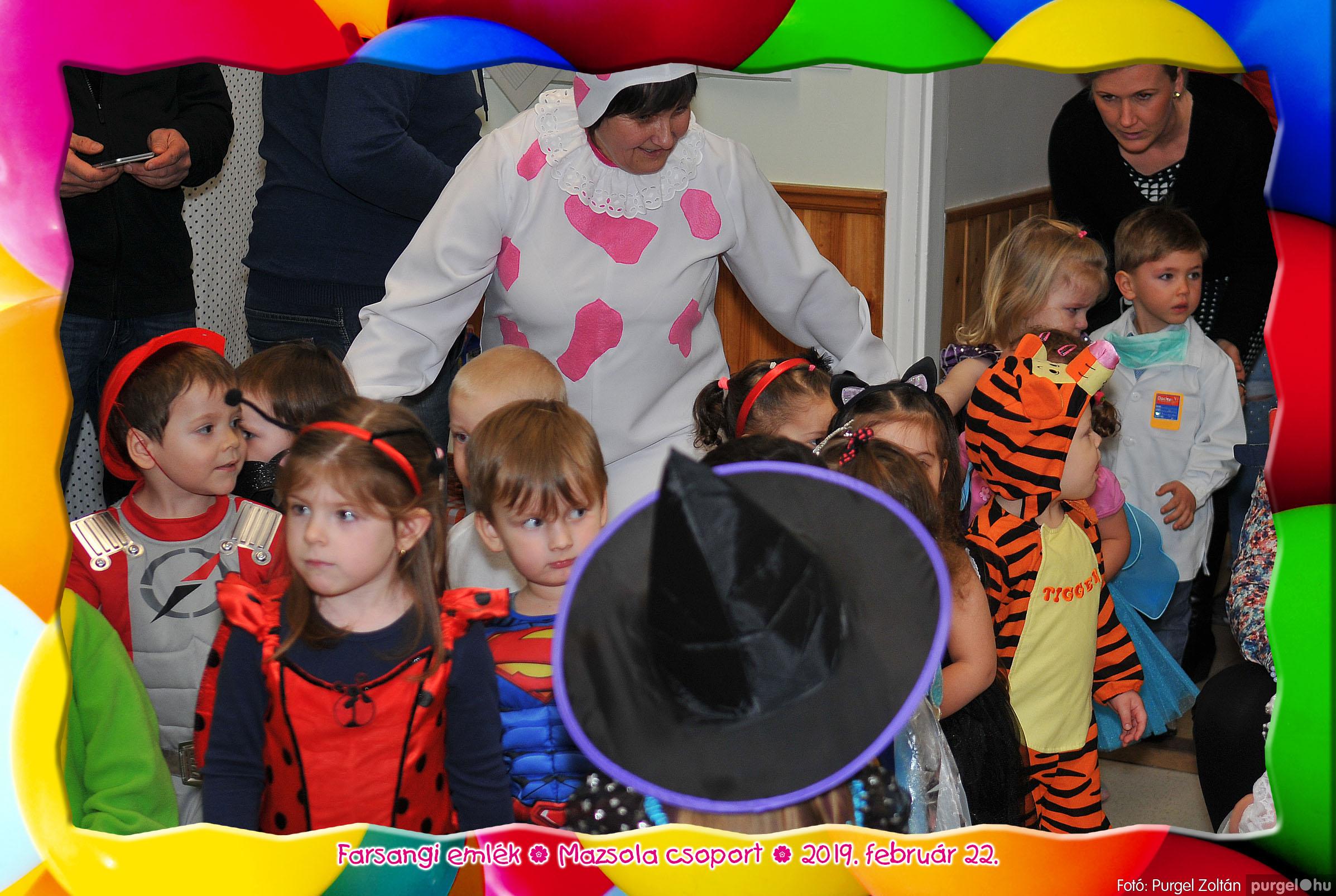 2019.02.22. 170 Kurca-parti Óvoda farsang 2019. - Mazsola csoport - Fotó:PURGEL ZOLTÁN© 404.jpg