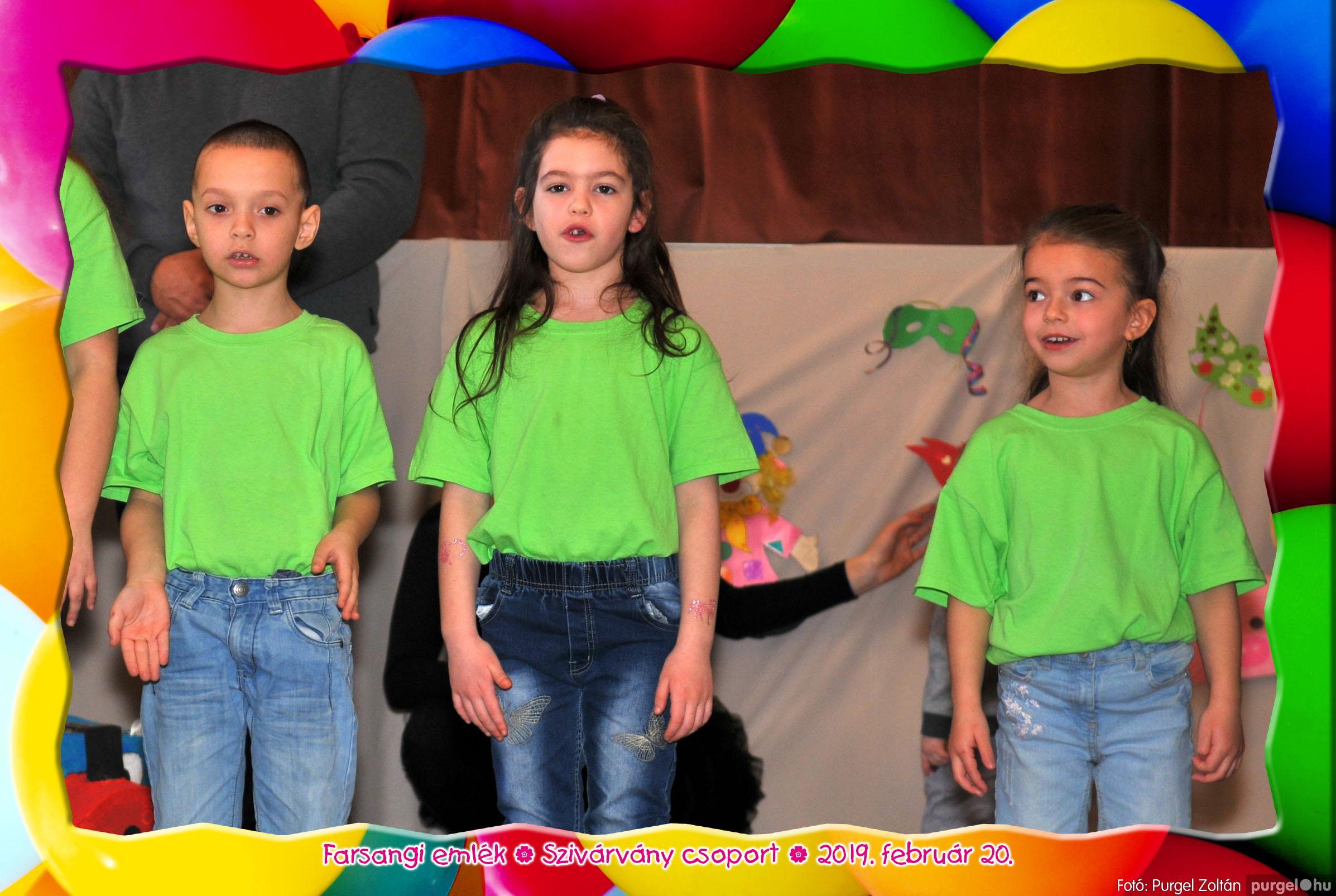 2019.02.20. 155 Kurca-parti Óvoda farsang 2019. - Szivárvány csoport - Fotó:PURGEL ZOLTÁN© 622.jpg