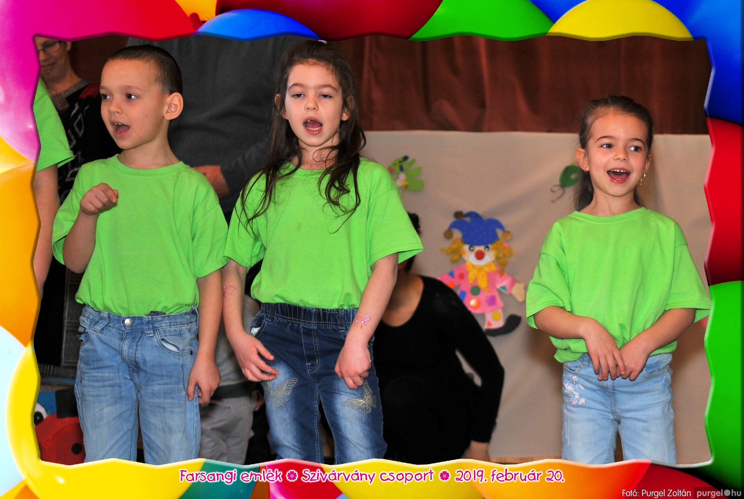 2019.02.20. 146 Kurca-parti Óvoda farsang 2019. - Szivárvány csoport - Fotó:PURGEL ZOLTÁN© 613.jpg